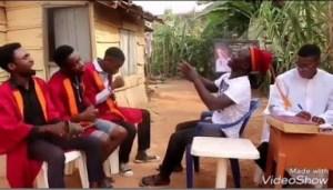 Video: Woli Agba - Dele rehearses for Yinka Ayefele